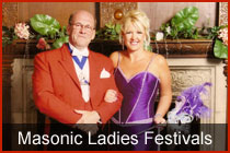 Masonic Ladies Festivals